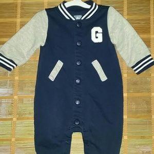 Baby Gap 3-6 Onesie